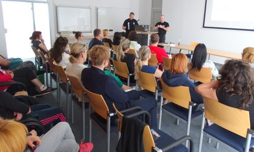 Workshop Sebaobrana pre ženy PSS